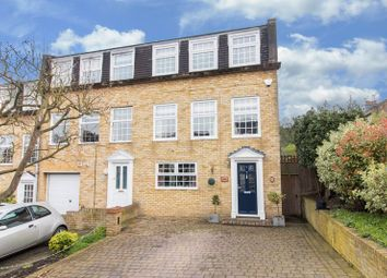 Thumbnail 4 bed semi-detached house for sale in Hills Road, Buckhurst Hill