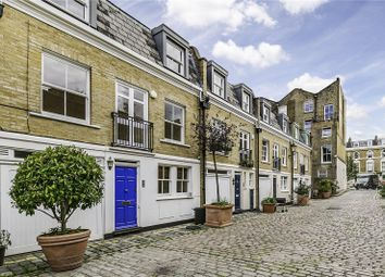 Elnathan Mews, Maida Vale W9. 3 bed mews house