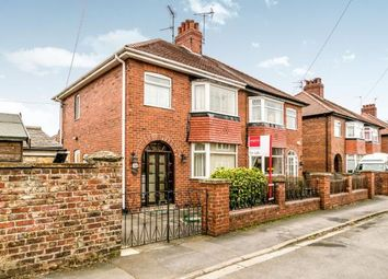 Thumbnail 3 bedroom semi-detached house for sale in Sutton Street, Norton, Malton, North Yorkshire
