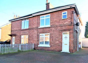 Thumbnail 3 bed semi-detached house for sale in Birch Road, Ollerton, Newark