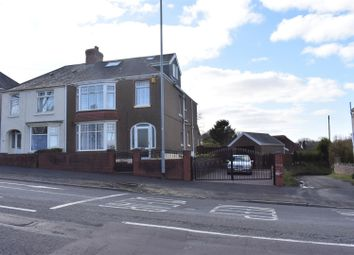 Thumbnail 5 bed semi-detached house for sale in Cockett Road, Cockett, Swansea