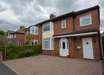 Thumbnail 4 bedroom semi-detached house for sale in Southolme Drive, Rawcliffe, York