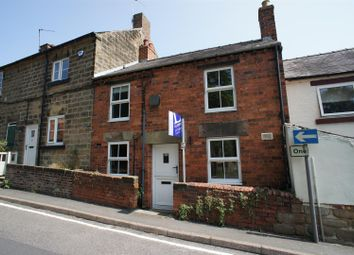 Thumbnail 2 bed cottage to rent in Town Street, Holbrook, Belper