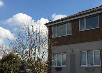Thumbnail 2 bedroom flat to rent in Bakewell Drive, Castle Donington, Derby