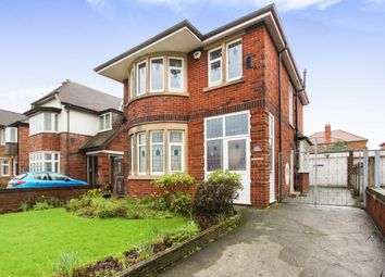 Thumbnail 3 bed detached house for sale in St. Walburgas Road, Blackpool, Lancashire, England