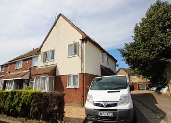 Thumbnail 2 bed semi-detached house to rent in Berkley Close, Highwoods, Colchester