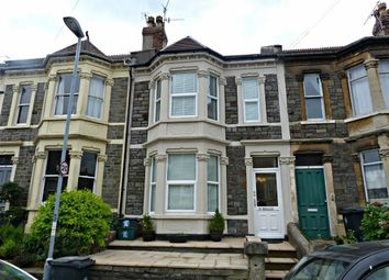Thumbnail 3 bedroom terraced house for sale in Somerset Road, Knowle, Bristol