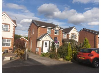 3 bed detached house for sale in Kent Close, Barnsley S71