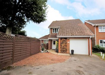 4 bed detached house for sale in Brasenose Close, Fareham PO14