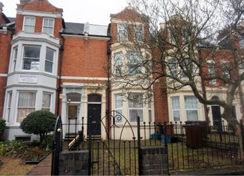 5 bed terraced house for sale in St Matthews Parade, Northampton NN2