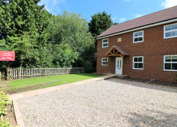 Thumbnail 4 bed semi-detached house for sale in Hawkins Hall Lane, Datchworth, Knebworth