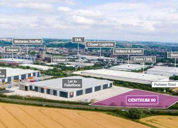 Thumbnail Industrial for sale in Centrum 90, Centrum Logistics Park, Callister Way, Centrum West, Burton-On-Trent, Staffordshire