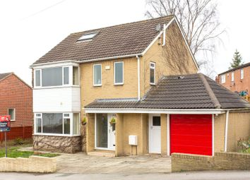 Thumbnail 3 bedroom detached house for sale in Church Lane, Meanwood, Leeds