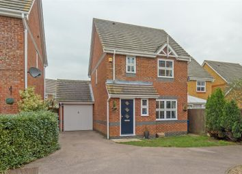 Thumbnail 3 bedroom detached house for sale in Pastime Close, Sittingbourne