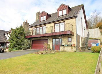 Thumbnail 4 bed detached house for sale in Lower Cribden Avenue, Rawtenstall, Rossendale