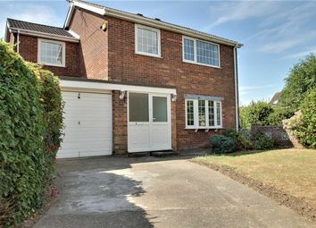 Thumbnail 4 bed detached house for sale in The Chalfonts, Branston, Lincoln