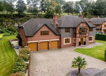 Thumbnail 5 bed detached house for sale in Mowson Hollow, Worrall, Sheffield
