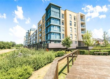 Thumbnail 2 bed flat for sale in Cygnet House, Drake Way, Reading