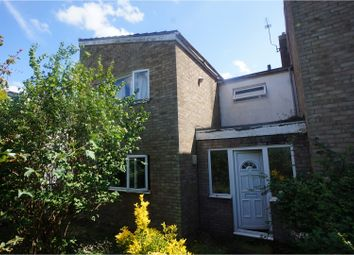 Thumbnail 3 bedroom terraced house for sale in Derby Way, Stevenage