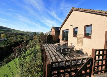 Thumbnail 2 bed bungalow for sale in Ladhope Crescent, Galashiels