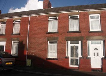 Thumbnail 3 bed terraced house for sale in Glanymor Street, Briton Ferry, Neath.