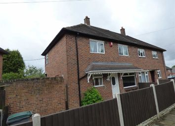 Thumbnail 3 bed semi-detached house for sale in Cranswick Grove, Bentilee, Stoke-On-Trent