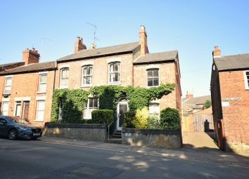Thumbnail End terrace house for sale in Ivy Cottage, 105 Harborough Road, Kingsthorpe, Northampton, Northamptonshire