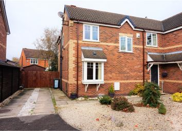 Thumbnail 3 bed semi-detached house for sale in Elderberry Drive, Hull