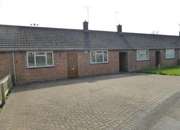 Thumbnail 2 bed terraced bungalow for sale in 14 Edinburgh Crescent, Bourne, Lincolnshire