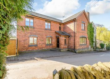 Thumbnail 4 bed detached house for sale in Llangarron, Ross-On-Wye