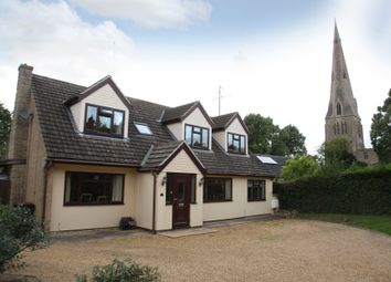 Thumbnail 5 bed detached house for sale in Park Road, Raunds, Wellingborough