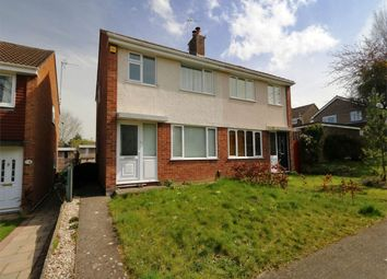 Thumbnail 3 bed semi-detached house to rent in Dyrham Close, Thornbury, South Gloucestershire