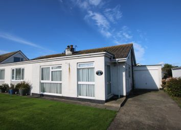 Thumbnail 2 bed semi-detached bungalow for sale in Kissack Road, Castletown, Isle Of Man