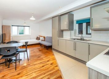 Thumbnail 1 bed flat for sale in Stoke Gardens, Slough
