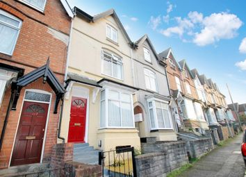 Thumbnail 1 bed flat to rent in Oakly Road, Redditch