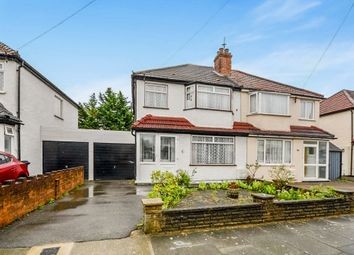Thumbnail 3 bed semi-detached house for sale in Selbourne Avenue, Tolworth, Surbiton