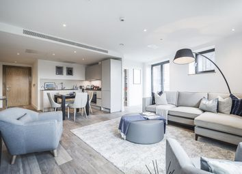 Thumbnail 2 bedroom flat to rent in Dressage Court, Three Colts Lane, London