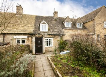 Thumbnail 1 bed cottage to rent in School Road, Finstock, Chipping Norton