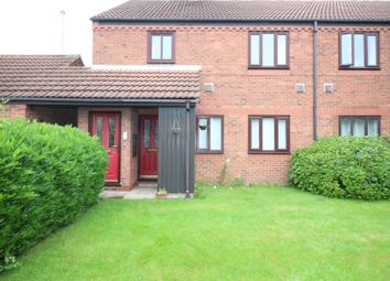 Thumbnail 2 bed flat for sale in Station Court, Garforth, Leeds