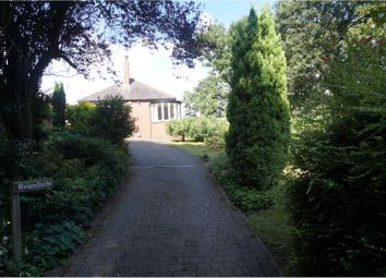 Thumbnail 3 bed bungalow for sale in Redbrook Road, Barnsley