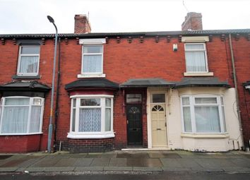 Thumbnail 2 bed terraced house for sale in Thornton Street, Middlesbrough