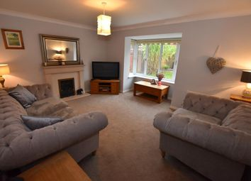 Thumbnail 4 bed detached house for sale in Stockdale Drive, Great Sankey, Warrington