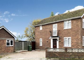 Thumbnail 3 bed detached house for sale in Stanwell Village, Staines-Upon-Thames