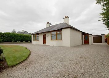 Thumbnail 3 bed semi-detached bungalow for sale in School Road, Fyvie, Turriff, Aberdeenshire