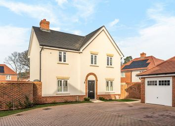 Thumbnail 4 bed detached house for sale in Swords Drive, Crowthorne
