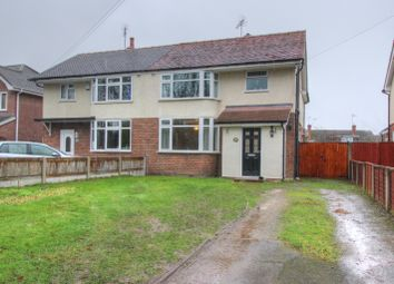 Thumbnail 3 bed semi-detached house for sale in Jeffreys Road, Wrexham
