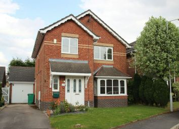 Thumbnail 3 bed detached house for sale in Jack Brady Close, Manchester