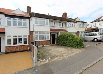 Thumbnail 3 bed terraced house to rent in Elm Close, Buckhurst Hill, Essex