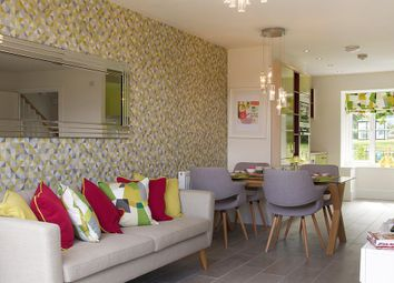 """Thumbnail 3 bed semi-detached house for sale in """"The Thirston"""" at Park Road"""