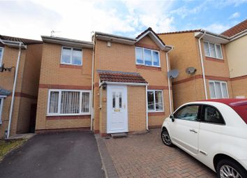 Thumbnail 3 bed detached house for sale in Blackberry Drive, Barry